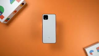 Pixel 4 XL (Clearly White) - Unboxing and Impressions