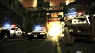 Need For Speed Most Wanted - Police Radio Chatter 8