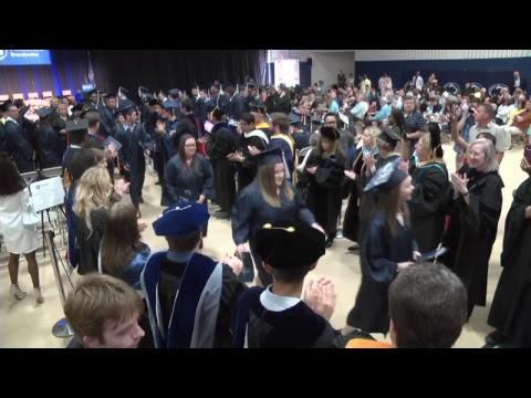 Penn State Brandywine Spring 2018 Commencement