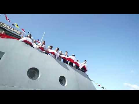 Meriahkan Lomba Rakyat Bersama PLN di Pulau Terdepan