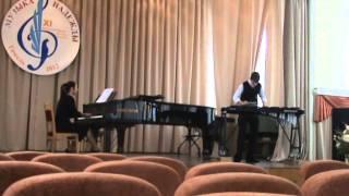 "Гасан Рзаев ""Концертино"" (ксилафон) исп. Максим Никитин."