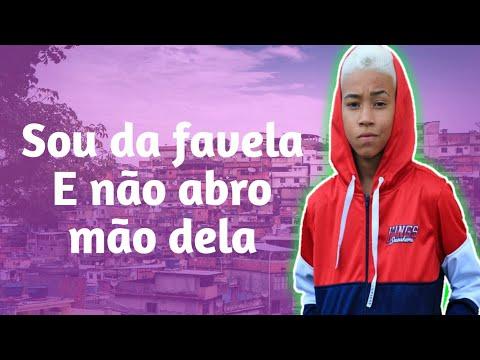 Ruanzinho - Sou da Favela (Letra Oficial)