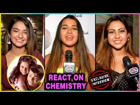 Reem Sheikh, Anushka Sen And Roshni Walia At Siddharth Nigam Birthday Party | Attachment Music Video