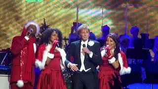 """Barry Manilow """"Copacabana (At The Copa)/Christmas Medley"""" Nassau Coliseum December 7 2017"""