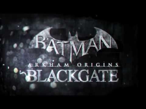 Batman Arkham Origins Blackgate – Trailer