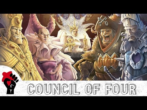 Council of 4 Review