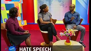 Youth cafe: - Social Media and Hate Speech - Open Mic ; 29th September 2017