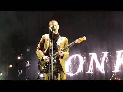 Arctic Monkeys - Batphone live @ TD Garden , Boston - July 27, 2018