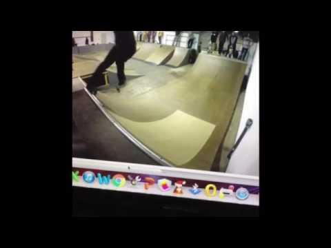 New Indianapolis Indoor Skatepark