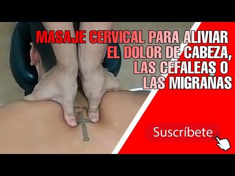 Tratamos a la curvatura de la columna cervical