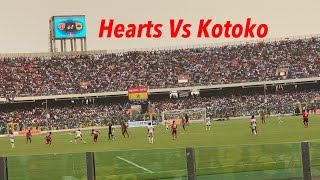Kotoko VS Hearts - Full Highlights