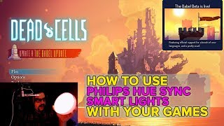 Philips Hue: How To Sync RGB Lights With Your Games And Movies