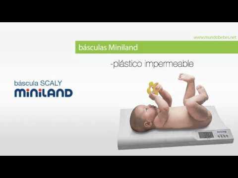 Basculas Miniland | Mundobebes.net