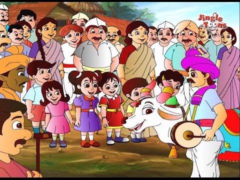 Aye bristi jhepe( আয়  বৃষ্টি ছেপে)    Superhit 2018   Bangali Rhymes by Jingle Toons
