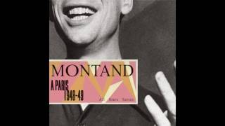 Yves Montand - Jolie comme une rose