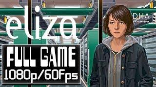 Eliza   Visual Novel FULL GAME Playthrough [1080p HD 60FPS]