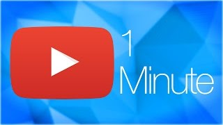 How to Increase Youtube Subscribers - In 1 Minute.