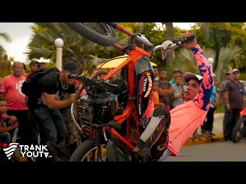 Lirico En La Casa – El Motorcito ( Video Oficial )