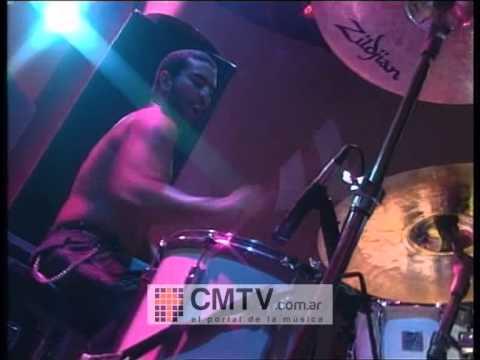 Aterciopelados - Florecita rockera (CM Vivo 1997)