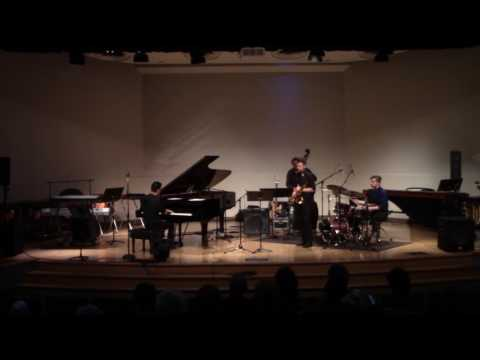 """A Night in Tunisia,"" from a friend's Senior Recital that features Eric on the tenor saxophone."