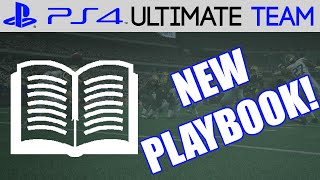 NEW PLAYBOOK! - Madden 15 Ultimate Team Gameplay | MUT 15 PS4 Gameplay