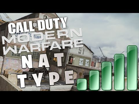 How To Fix NAT Type To Open in COD Modern Warfare (PS4, XBOX One & PC)