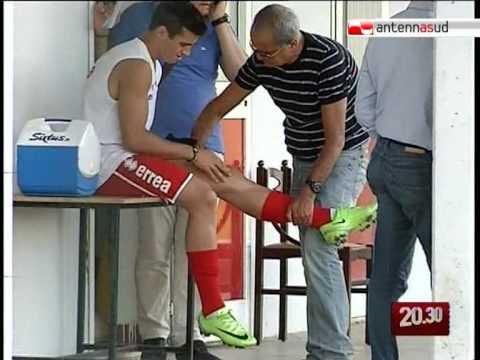 Unguento per il trattamento di tendinite del ginocchio