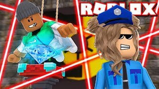 New Crazy Bank Heist Obby In Roblox Extremely Hard Free
