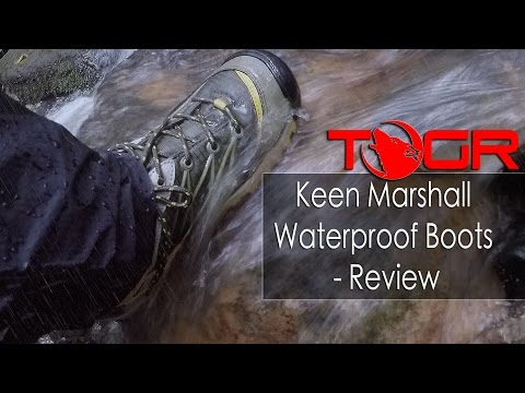 Do They Leak? – Keen Marshall Waterproof Hiking Boots  – Review