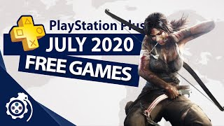 PlayStation Plus (PS+) July 2020