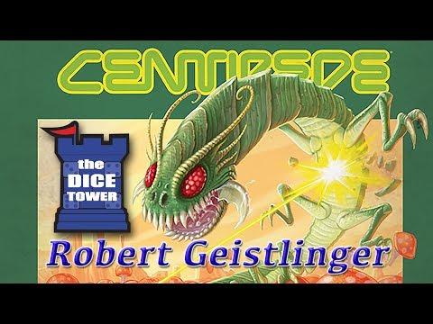 Atari: Centipede Review - with Robert Geistlinger