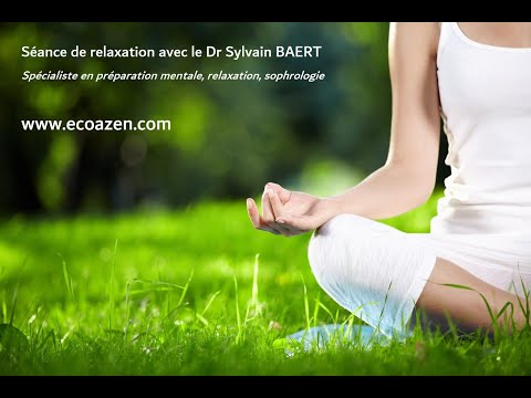 seance de relaxation guidee gratuite (méthodes Jacobson et Schultz)