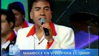 MIX DE MORENADAS (en vivo QNMP)