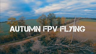 Autumn FPV Flying with GEPRC Mark IV HD