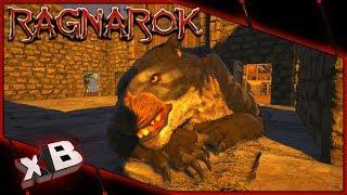 MEGA THYLACOLEO TAME! :: ARK: Ragnarok Evolved :: Ep 46
