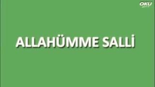 Allahümme Salli Arapça Ve Türkçe Oku Dinle İzle - Www.oku.gen.tr