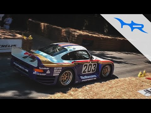 A 1986 Porsche You've Probably Never Seen in Action Before