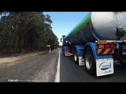 Truck Squeeze
