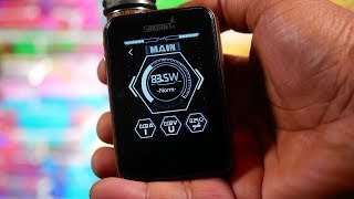 New Touchscreen Vape King? Smoant Charon TS 218W Review + Giveaway!