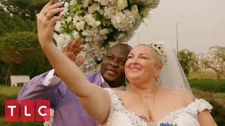Angela and Michael's Wedding! | 90 Day Fiancé: Happily Ever After?