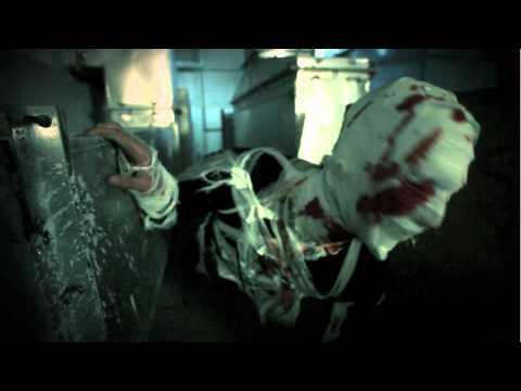 Casketgarden - Black Hole Maelstrom (OFFICIAL MUSIC VIDEO)