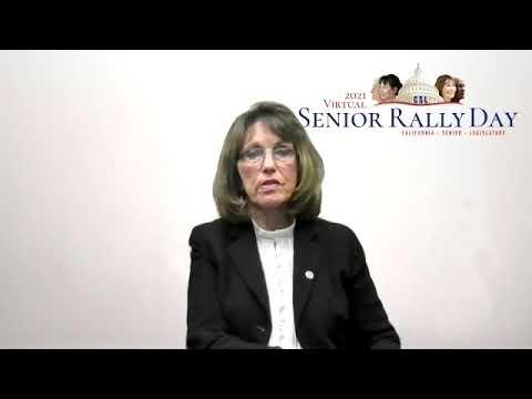 Thumbnail image of Senator Patricia Bates video.