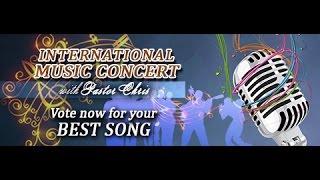 I Worship You - Pastor Saki - [IMC~ICLC2014-recorded version]