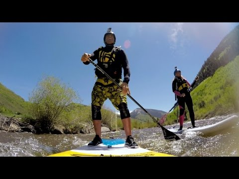 GoPro: SUP with Chuck and Izzi – GoPro Mountain Games 2015