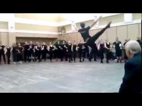 Концерт Ансамбль танца им. П.Вирского в Краматорске - 3