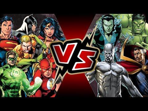 Justice League VS The Defenders | BATTLE ARENA