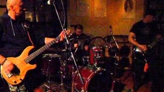 Video 4. 10. 2012 Praha - Cafe na půl cesty - LIVE