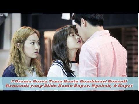 7 drama korea terbaik tema hantu kombinasi komedi romantis yang bikin kamu baper  wajib nonton