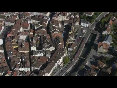 CHUR - Die Alpenstadt / The Alpine City
