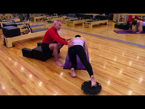 Quadruped Single Leg Extension – Rotation
